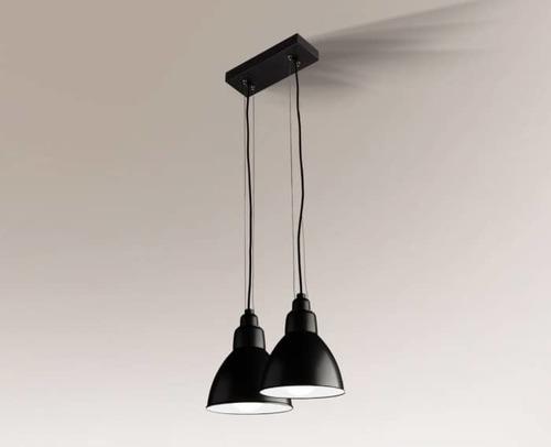 Závěsná lampa nad stolem DAISEN 5596 Shilo E27
