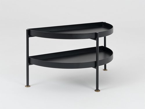 HANNA METAL HALF 80-2F konferenční stolek