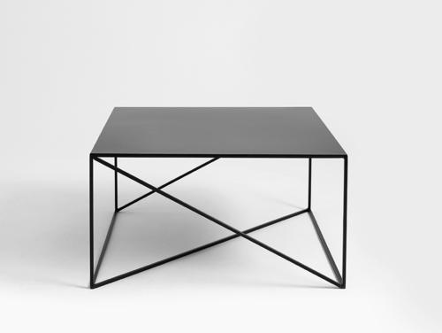 Konferenční stolek MEMO METAL 80