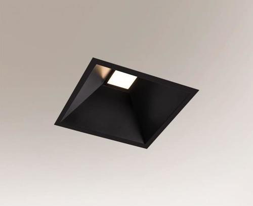 Zapuštěná stropní lampa Shilo Tottori Il 8008