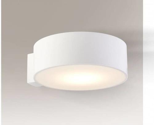 Kulatá stropní lampa Shilo Zama 8013-Led stropní lampa