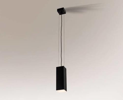 Závěsná lampa kvádr SHILO SUWA 5549