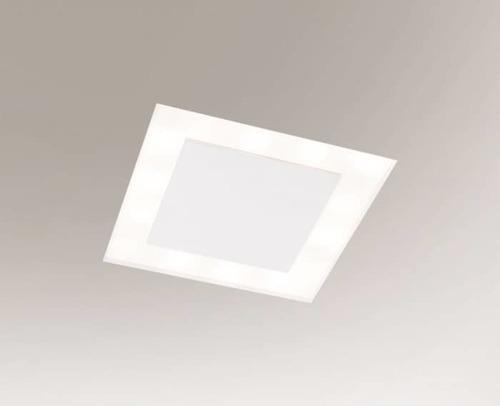 Svítidlo pro stropní osvětlení BANDO 3324 Shilo 2G11 4xTC-L 2x36W + 2x40W čtvercové bílé