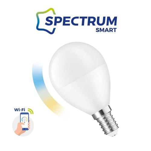 Led Ball 5w E-14 230 V Cct + Dimm Wi-Fi Spectrum Smart