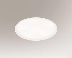Zapuštěné stropní svítidlo e27 HOFU 3318-B Shilo 6x9W small 0
