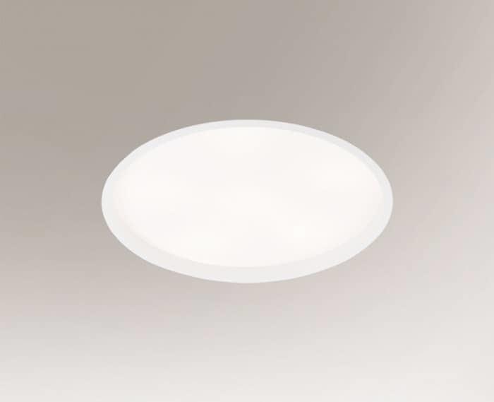 Zapuštěné stropní svítidlo e27 HOFU 3318-B Shilo 6x9W