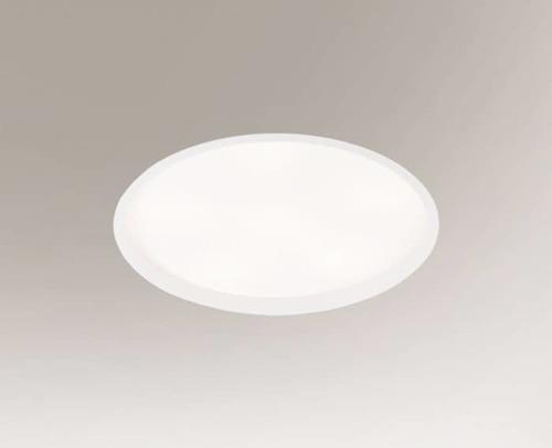 Stropní zapuštěné světlo HOFU 3318 2G11 4xTC-L 2x24W + 2x36W