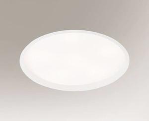 Downlight HOFU 3319-B Shilo 9xE27 9W small 0