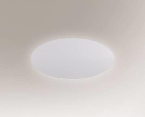 Nástěnná lampa oválná Shilo SUZU 4471
