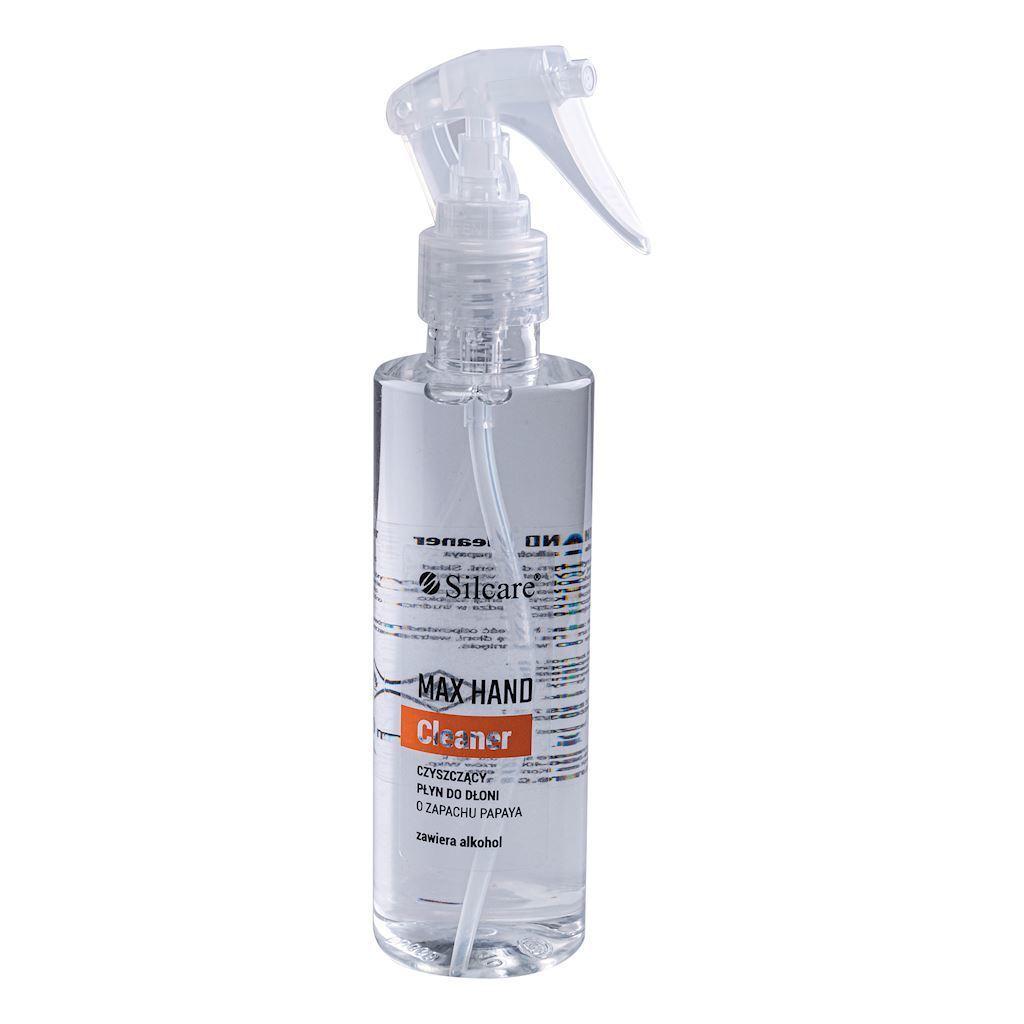 CLEANER Čisticí tekutina na ruce s vůní PAPAYA 210 ml
