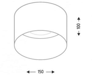 Jednotný kruhový Shilo KONAN 1146 small 1