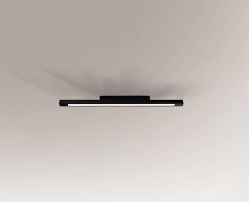 Podélné povrchové svítidlo 90 cm Shilo OTARU 1200-LED
