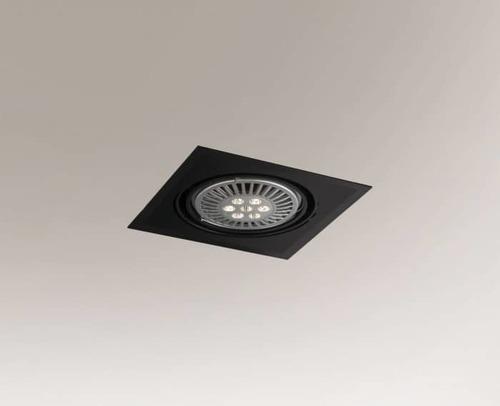 Downlight 50w MUKO H 3355 dekorativní mřížka