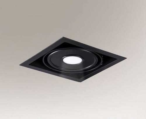 MUKO IL 3359 LED 10W 850lm čtvercový reflektor