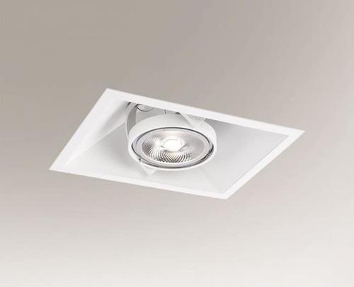 Zapuštěné svítidlo SANO 3333 G53 50 W mesh
