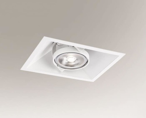 Zapuštěné svítidlo SANO 3333 GU10 50W