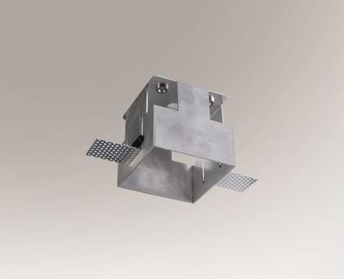 OMURA 3336 bodová hliníková montážní krabice