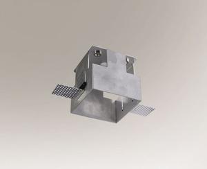 OMURA 3336 bodová hliníková montážní krabice small 0