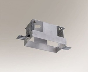 Montážní krabice OMURA 3337 pro hliníkové dvoubodové svítidlo small 0