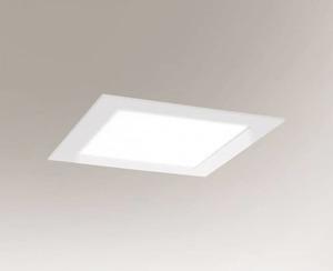 LED zapuštěná lampa TOTTORI IL 3367 10W 850lm square small 0