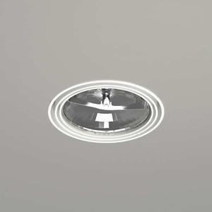 WASABI 3315 downlight 50W G53 zapuštěné světlo small 0