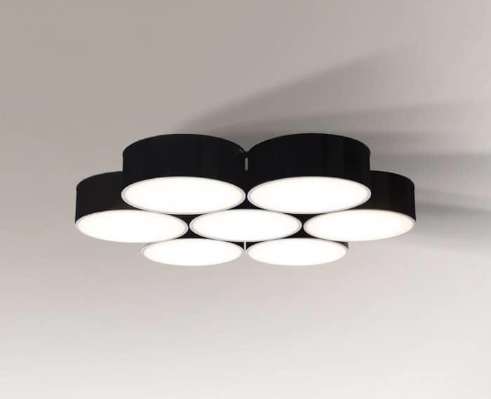 Stropní Shilo Zama 1134 připojené LED trubice