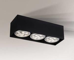 Nástěnná lampa YATOMI 1212 3-bodová GU10 15W small 0