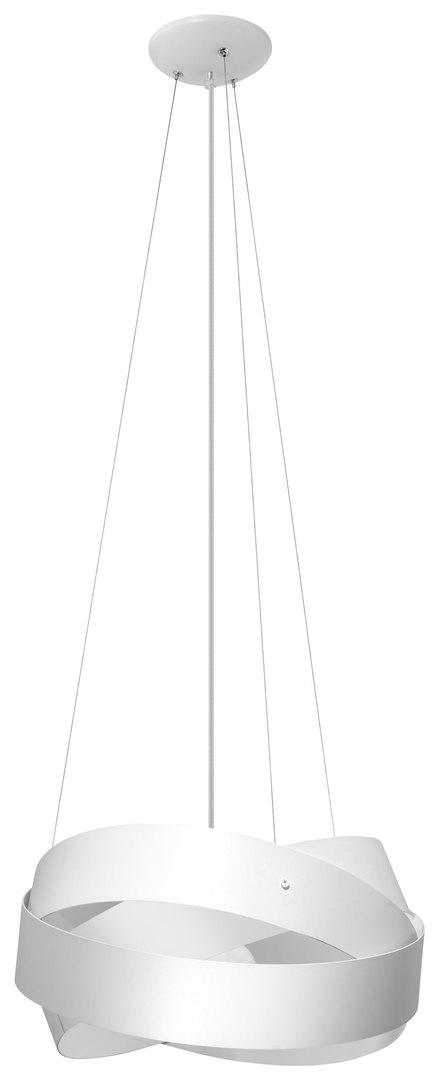 MOBIUS SL.0413 Bílá závěsná lampa