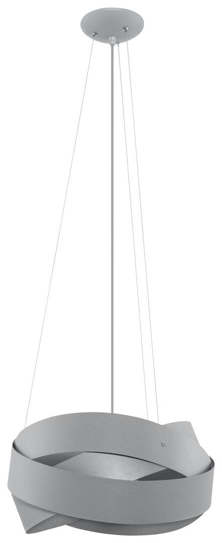 MOBIUS SL.0414 Šedá závěsná lampa