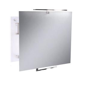 Tělo bílé držadlo chrom Nastavitelné zrcadlo FABIOS 80 LED SL.0588 small 0