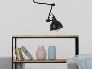 Závěsná lampa COBEN LONG - černá small 1