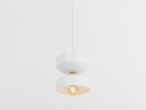 Závěsná lampa WOMAN S - bílá small 3