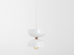 Závěsná lampa WOMAN S - bílá small 0