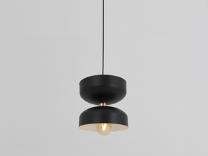 Závěsná lampa WOMAN S - černá small 3