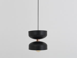 Závěsná lampa WOMAN S - černá small 0