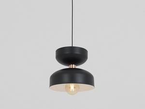 Závěsná lampa WOMAN M - černá small 3