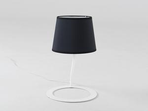 Stolní lampa SHADE TABLE - bílý, černý odstín small 3