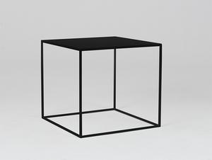 Konferenční stolek TENSIO METAL 50 - černý small 0