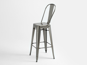 Barová židle PARIS BAR ARMS 66 small 3