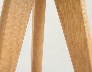 OSLO S stůl - zelený, popel small 3