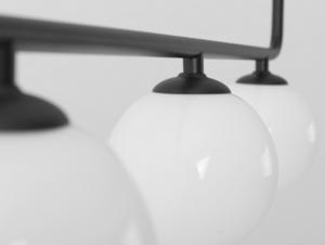 Závěsná lampa CATKIN 3 - černá small 4