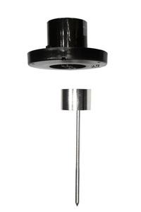 Pohonná patka pro zahradní lampy Luna Ball s klínem small 1