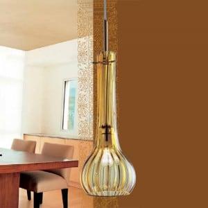 Závěsná lampa Galerie (Leucos) Athena S1 small 0