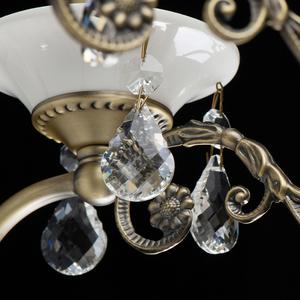 Závěsná lampa Svíčka Classic 8 Mosaz - 683012508 small 11