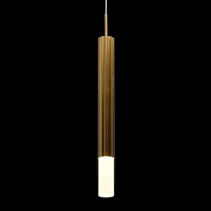 Závěsná lampa Stuttgart Hi-Tech 5 Mosaz - 631017005 small 3