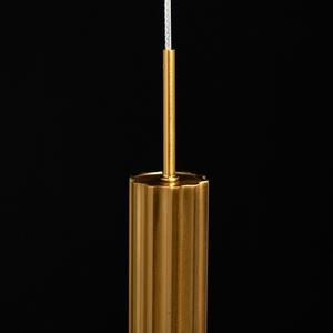 Závěsná lampa Stuttgart Hi-Tech 5 Mosaz - 631017005 small 6