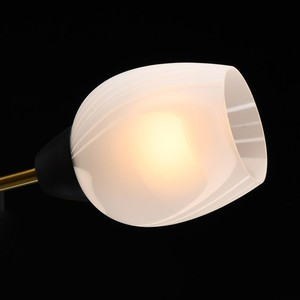 Závěsná lampa Olympia Megapolis 8 Mosaz - 638018608 small 4