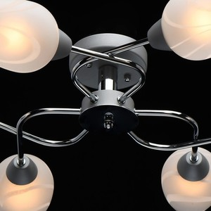 Závěsná lampa Olympia Megapolis 6 Chrome - 638018506 small 7