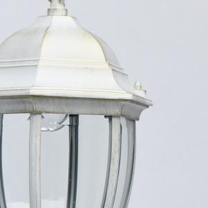 Venkovní závěsná lampa Fabur Street 1 White - 804010801 small 4