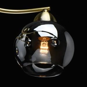 Závěsná lampa Hamburg Megapolis 6 Mosaz - 605014606 small 4